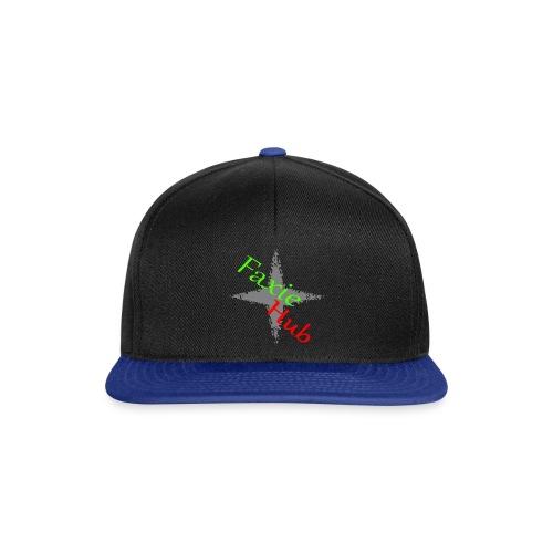 FaxieHub - Snapback Cap