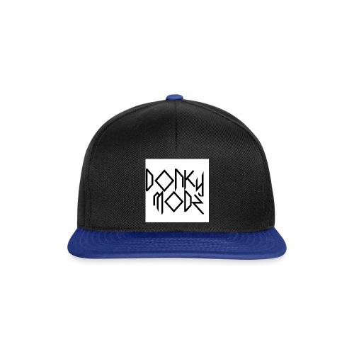 DonkyModz logo - Snapback Cap