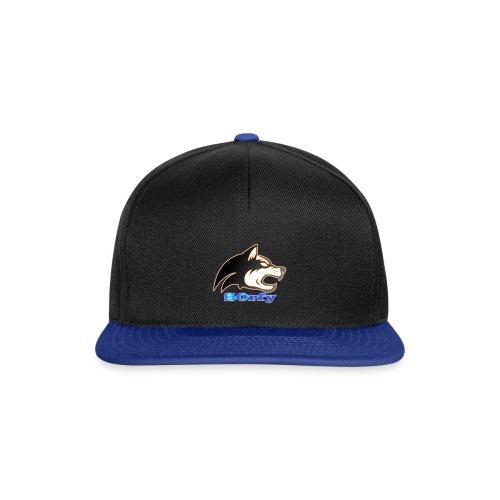 s0rfyplays logo banner - Snapback Cap
