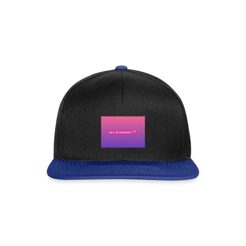 lara banner - Snapback Cap