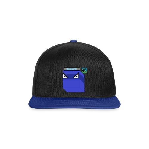 Ninjajou10 LOGO!!! - Snapback Cap