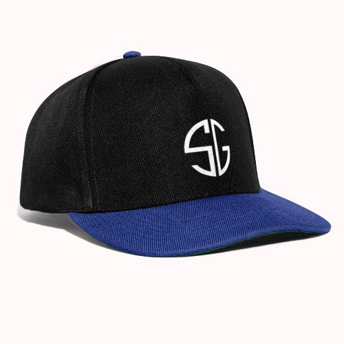 SemGamer log in wit - Snapback cap