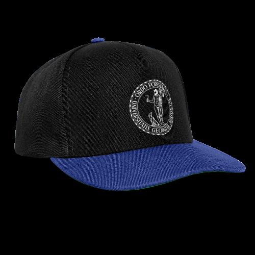 Ordo Forestalis Weiß - Snapback Cap