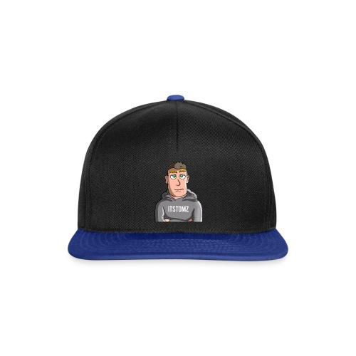 ItsTomz Logo - Snapback Cap