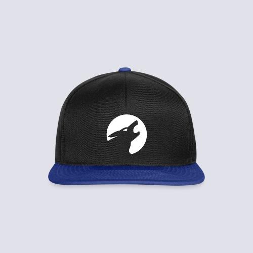 Werwolf Logo weiß - Snapback Cap