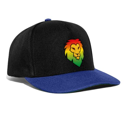 Ragga Lion - Snapback Cap