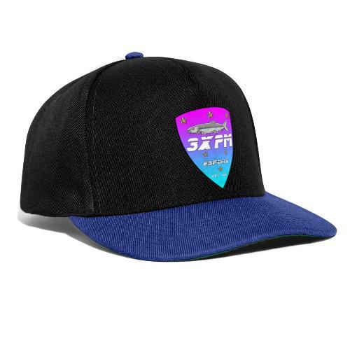 3xpm kesälogo - Snapback Cap