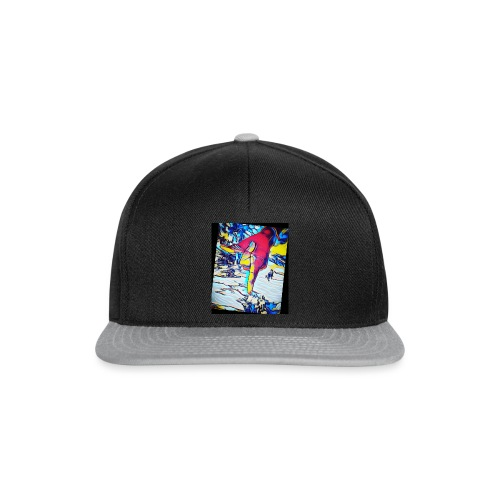 Budha247 - Snapback Cap