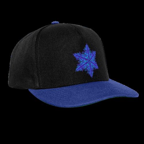 Schneeflocke III - Snapback Cap