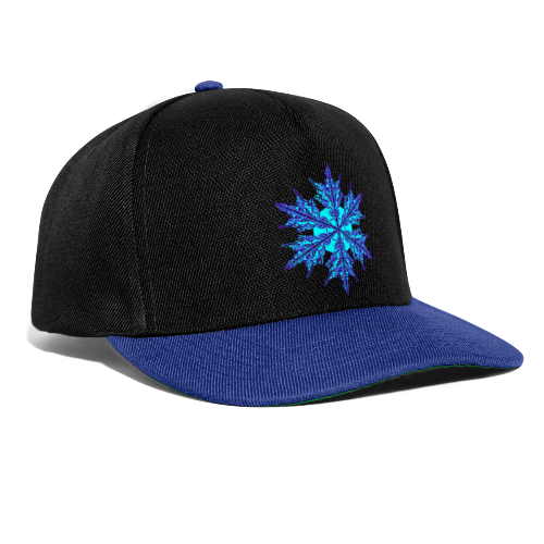 Schneeflocke IV - Snapback Cap