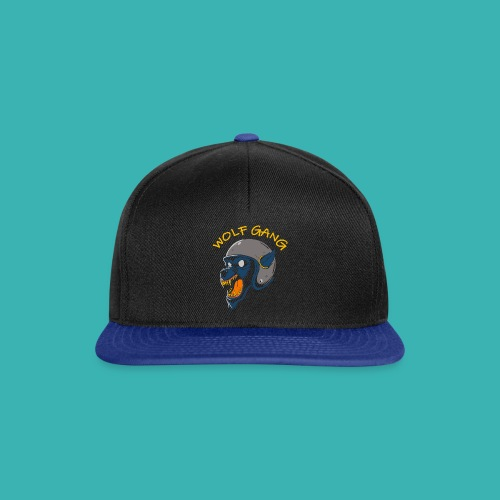 wolf gang willys workshop - Casquette snapback