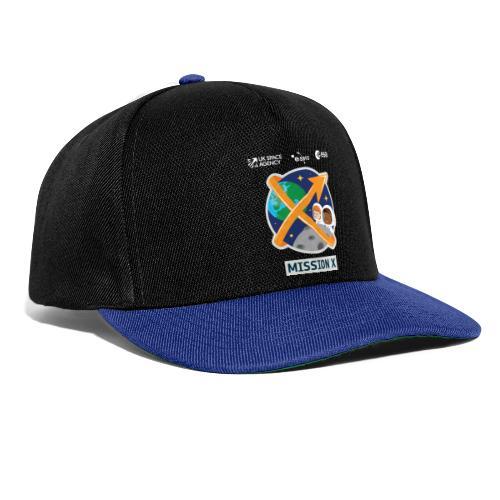 Mission X - Snapback Cap