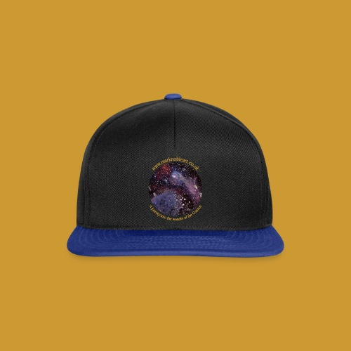 Journey into the Cosmos - Snapback Cap