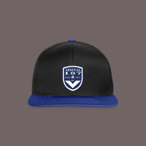 MOTIF GIRONDINS transparant png - Casquette snapback
