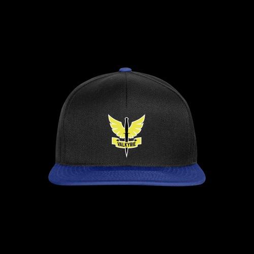 Yellow Valkyrie Logo - Snapback Cap