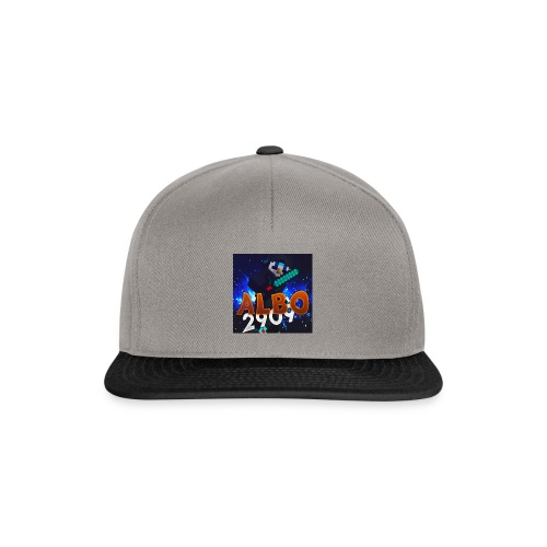 Albo2909 - Snapback Cap