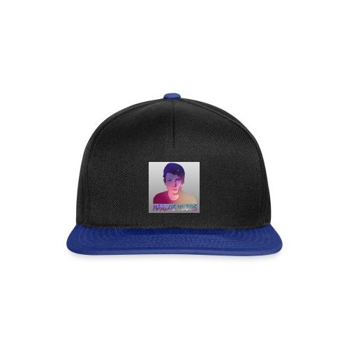 Marcos Vlogs - Snapback Cap