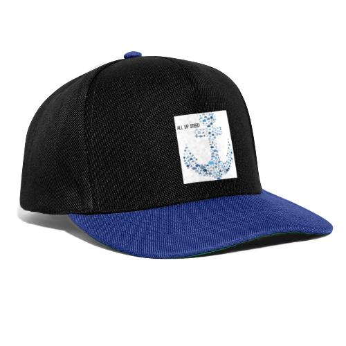 ALL UP STEED - Snapback Cap