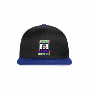GameBooth Icon Logo - Snapback Cap