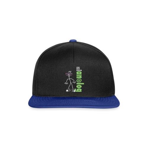 analog - Snapback Cap