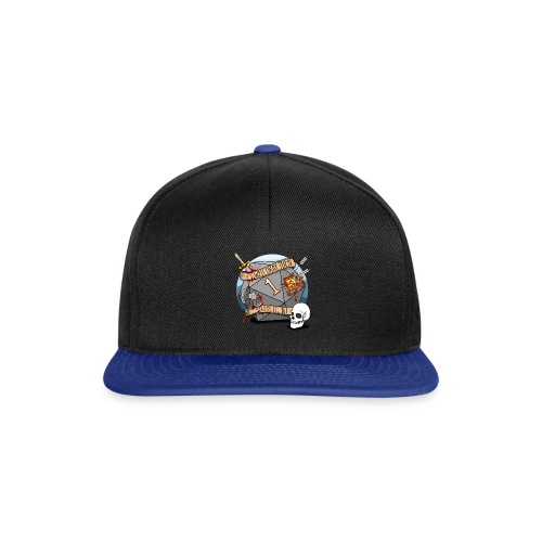 Guess I'll Die - DND D & D Dungeons and Dragons - Snapback cap