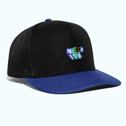 Urban Neon - Snapback Cap