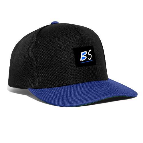 logo BSven op twitch en op youtube - Snapback cap