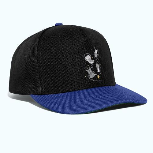 Cats In Space - Snapback Cap