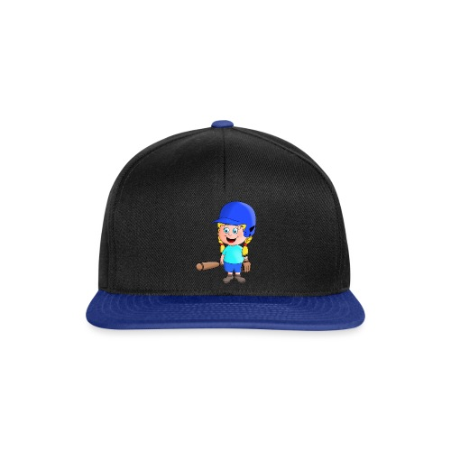 kleiner Baseball Star - Snapback Cap