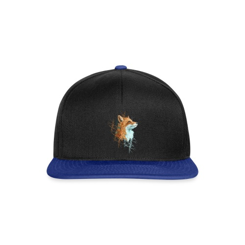 Happy the Fox - Snapback Cap