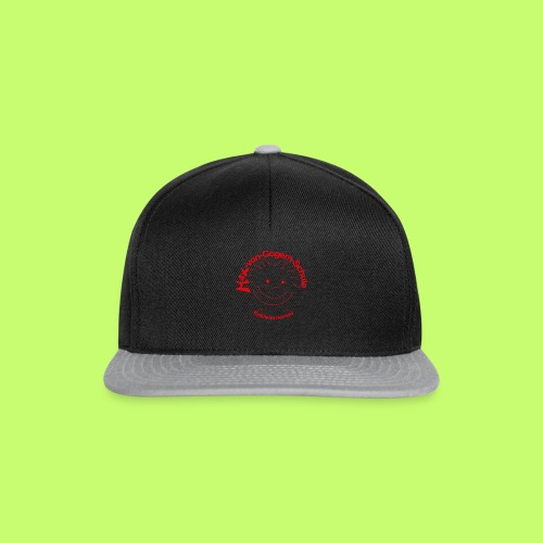 Mäxchen Logo rot - Snapback Cap