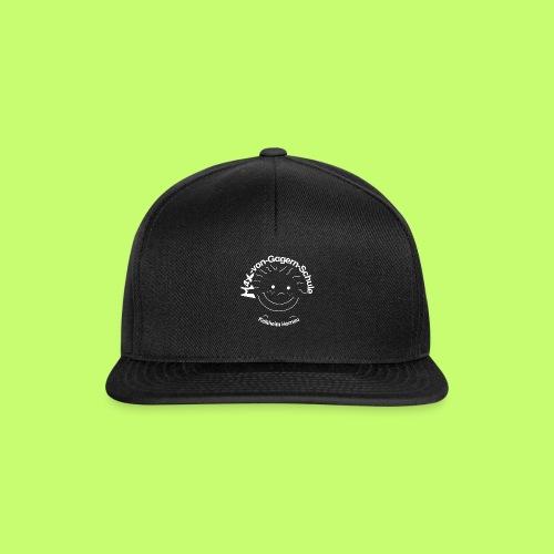 Mäxchen Logo weiß - Snapback Cap