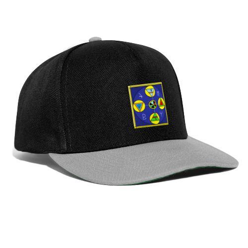 Schema Elementi3 - Snapback Cap