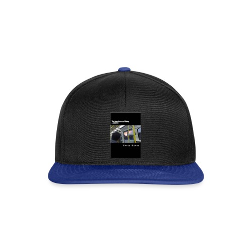 The Impotence of Being - Snapback Cap