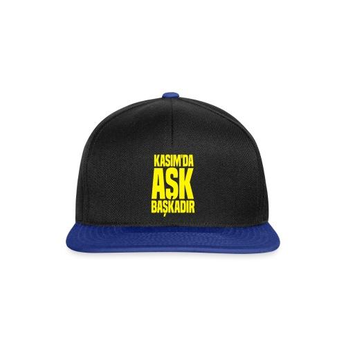 Kasim - Snapback Cap