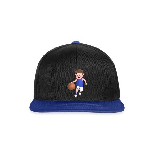 junger Basketballer - Snapback Cap