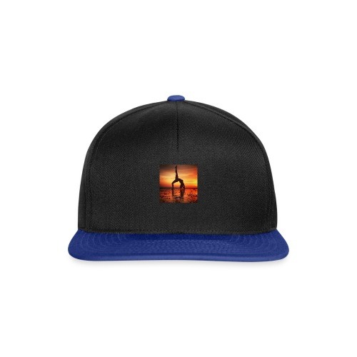 pet yoga - Snapback cap