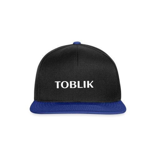 Toblik - Snapback Cap