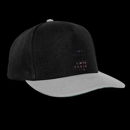 Overscoped concept logos - Snapback Cap