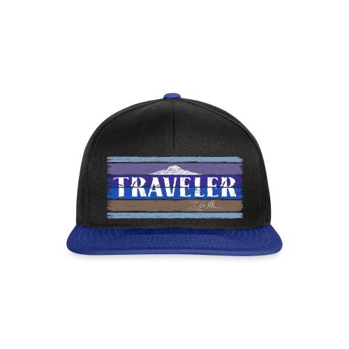 Jack McBannon - Traveler II - Snapback Cap