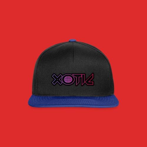 XOTIC PNG - Snapback Cap