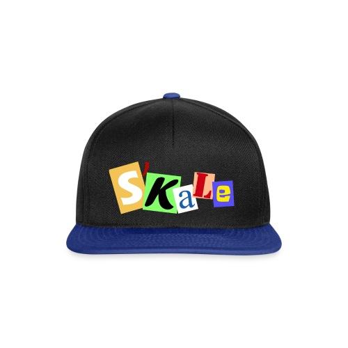 Erpresserbrief - Snapback Cap