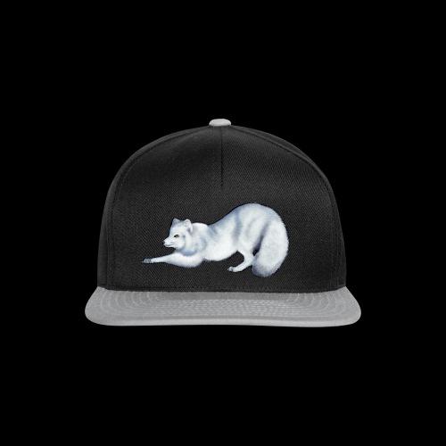 Arctic Fox - Snapback Cap