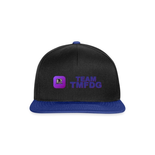 Team TMFDG | Collection 2020 - Casquette snapback