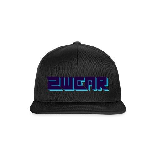 2wear Logo Blue - Snapback Cap
