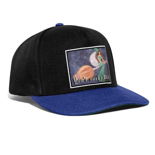 Witch - Snapback Cap
