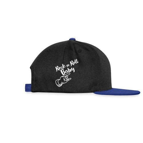 Rock n Roll Baby - Snapback Cap