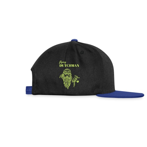 Meet the flying Dutchman ! - Snapback Cap