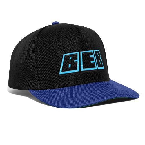 BygEnBy - BEB - Snapback Cap