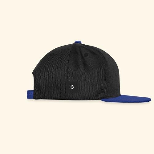 B3 logo0000 - Snapback Cap